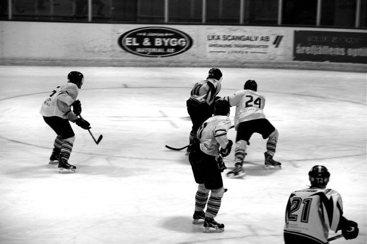 Lördag- hockey
