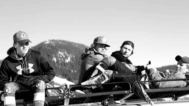 boys black&white